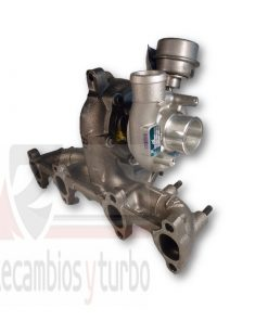 Turbo Intercambio 038253010A