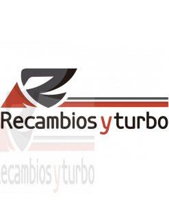 Turbo nuevo 8200889697